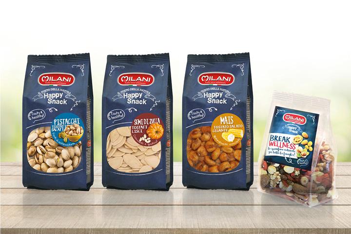 Happy Snack, eco-pack