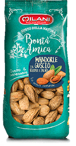 In shell Almonds
