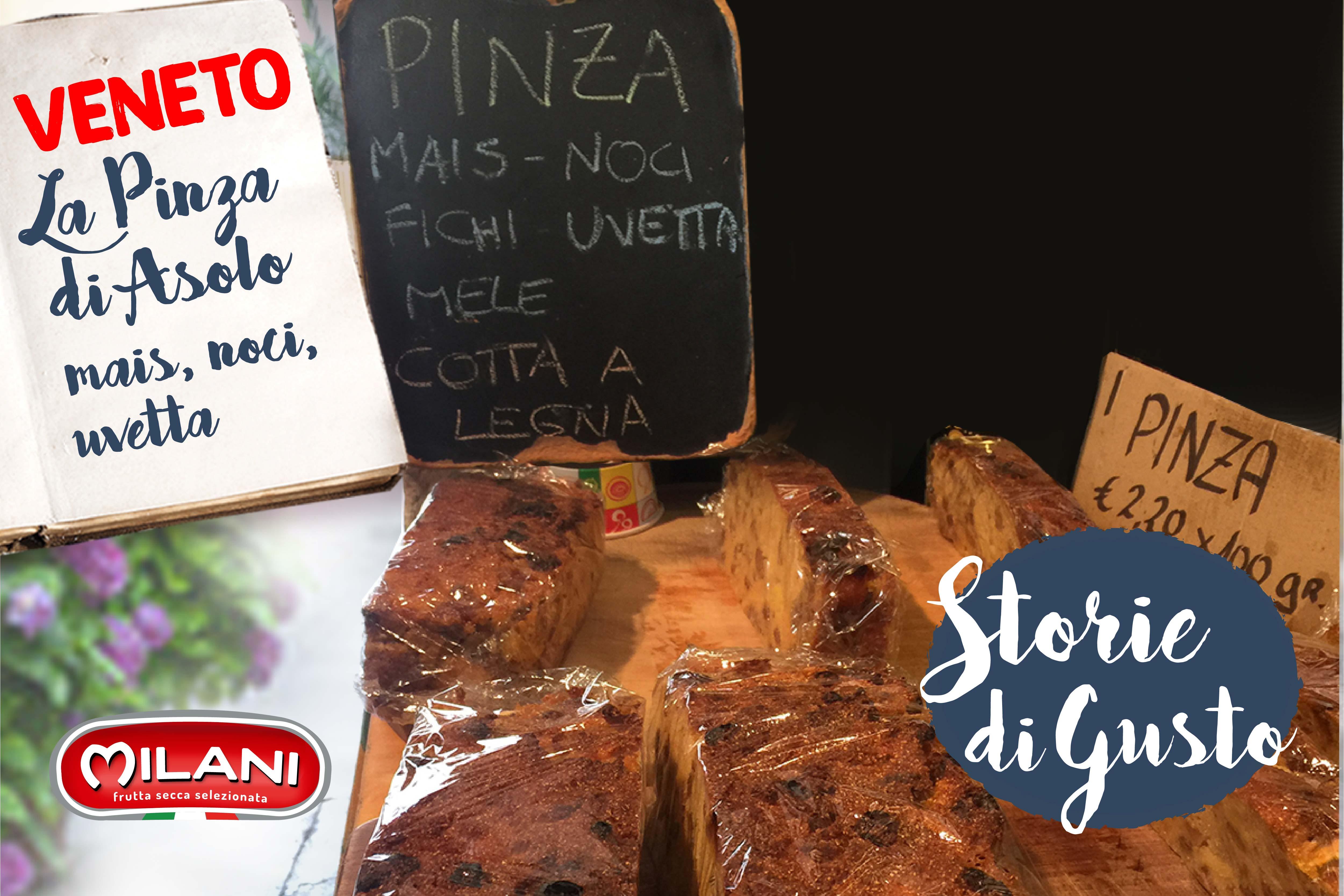 Storie di gusto – Pinza di Asolo (Veneto)