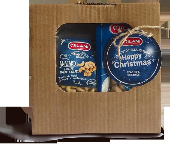Happy Christmas – Anacardi e Pistacchi