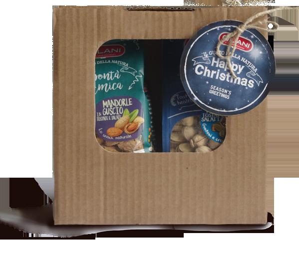 Happy Christmas – Mandorle e pistacchi