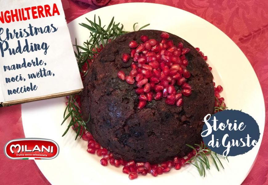 Storie di gusto – Christmas pudding