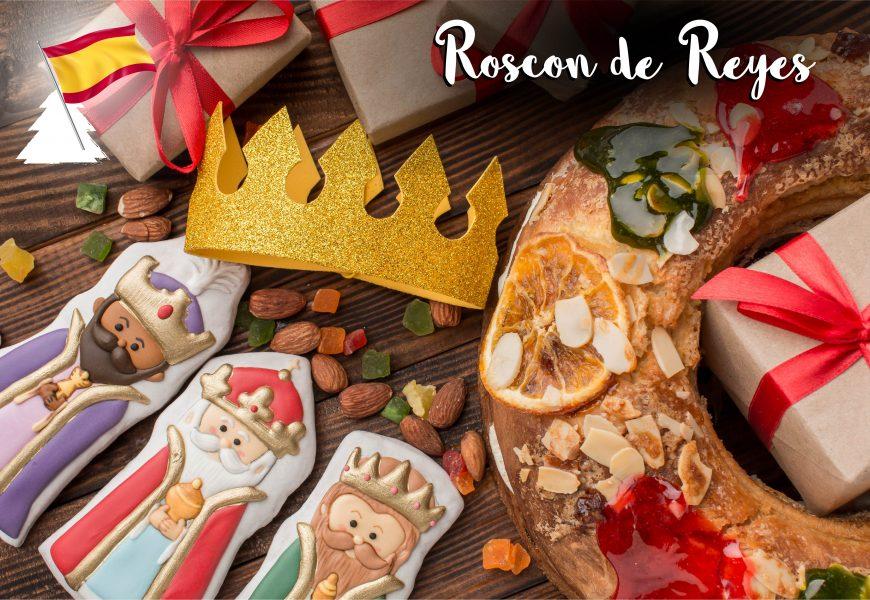 Roscon de reyes, dalla Spagna il dolce dei re magi