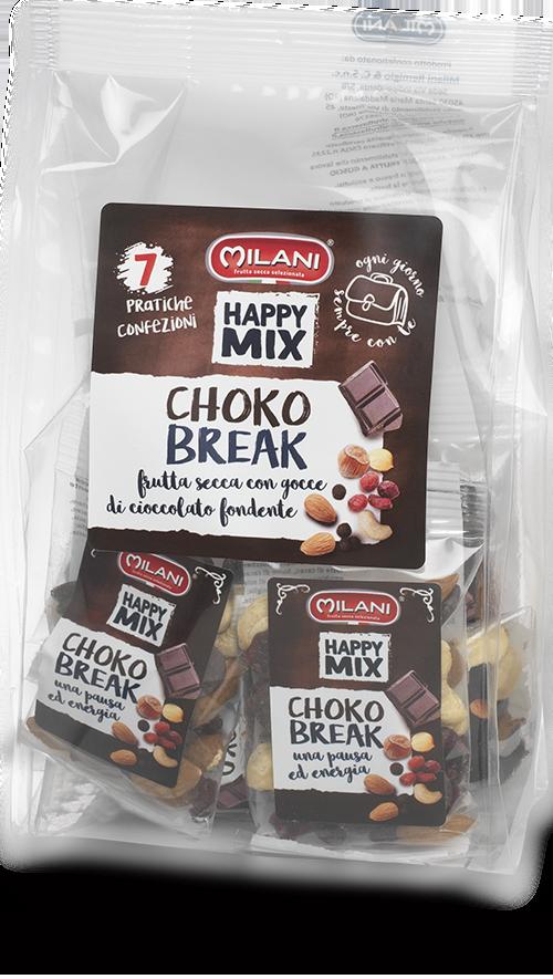 Happy Mix  – CHOKO BREAK