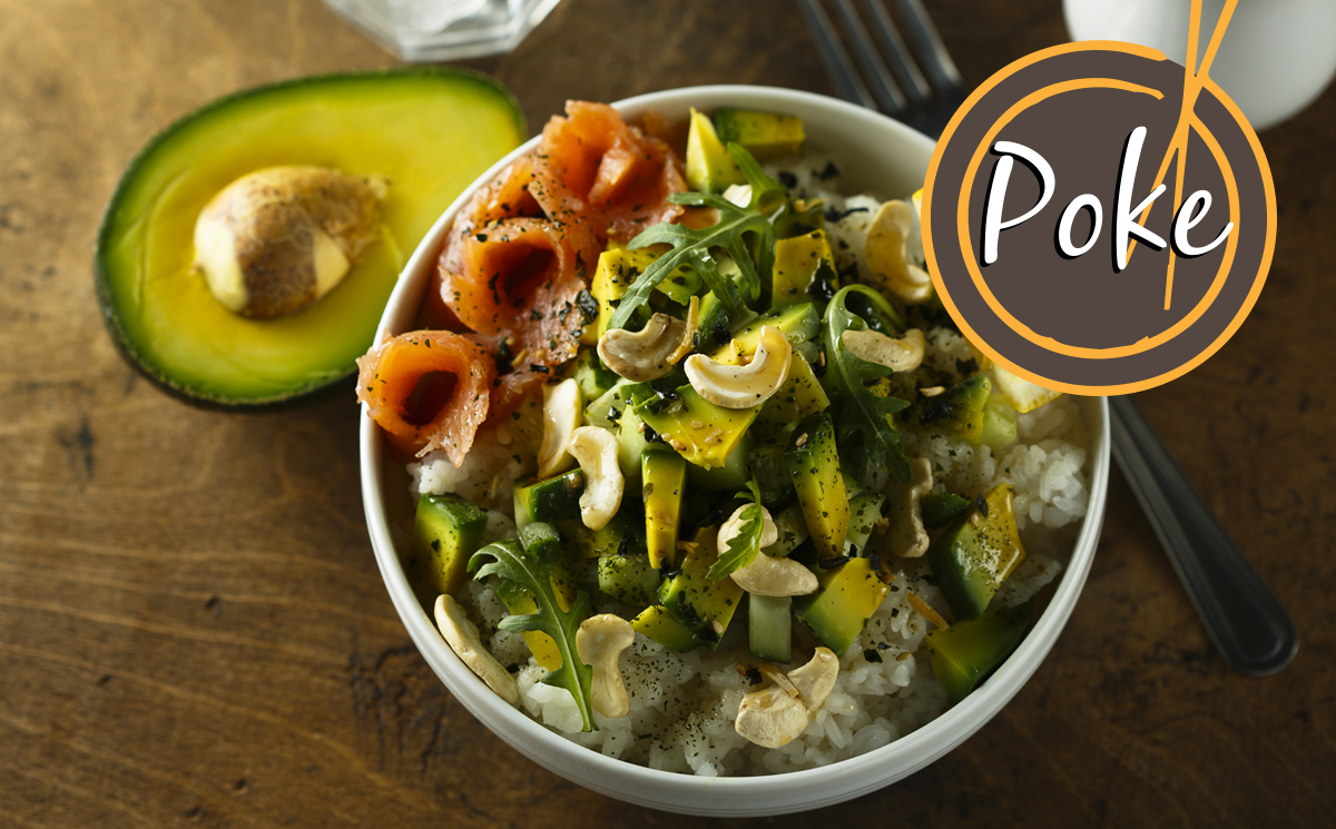 Poke salmone e anacardi: una ricetta fresca per l'estate